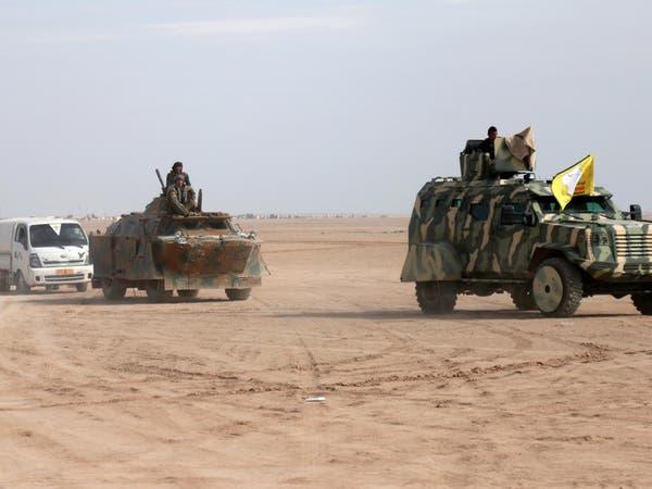قوات سوريا الديمقراطية تحرز تقدماً في الرقة السورية