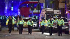لندن حملے سے تعلق کا شبہہ ، خواتین سمیت 12 افراد گرفتار
