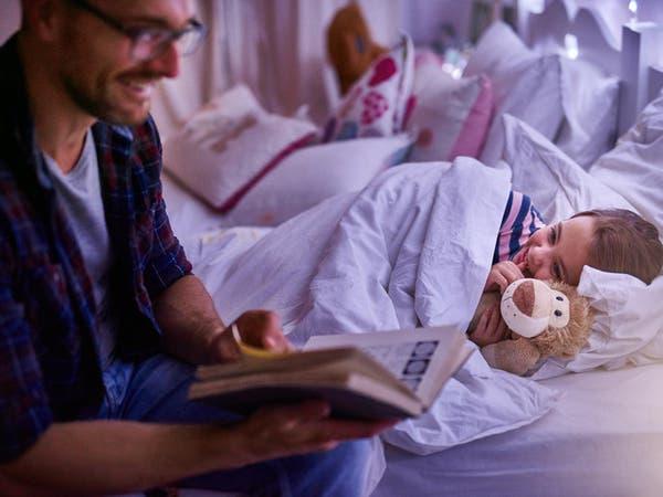 حدوتة قبل النوم تعزز ذاكرة الطفل وتزيد مهاراته المعرفية