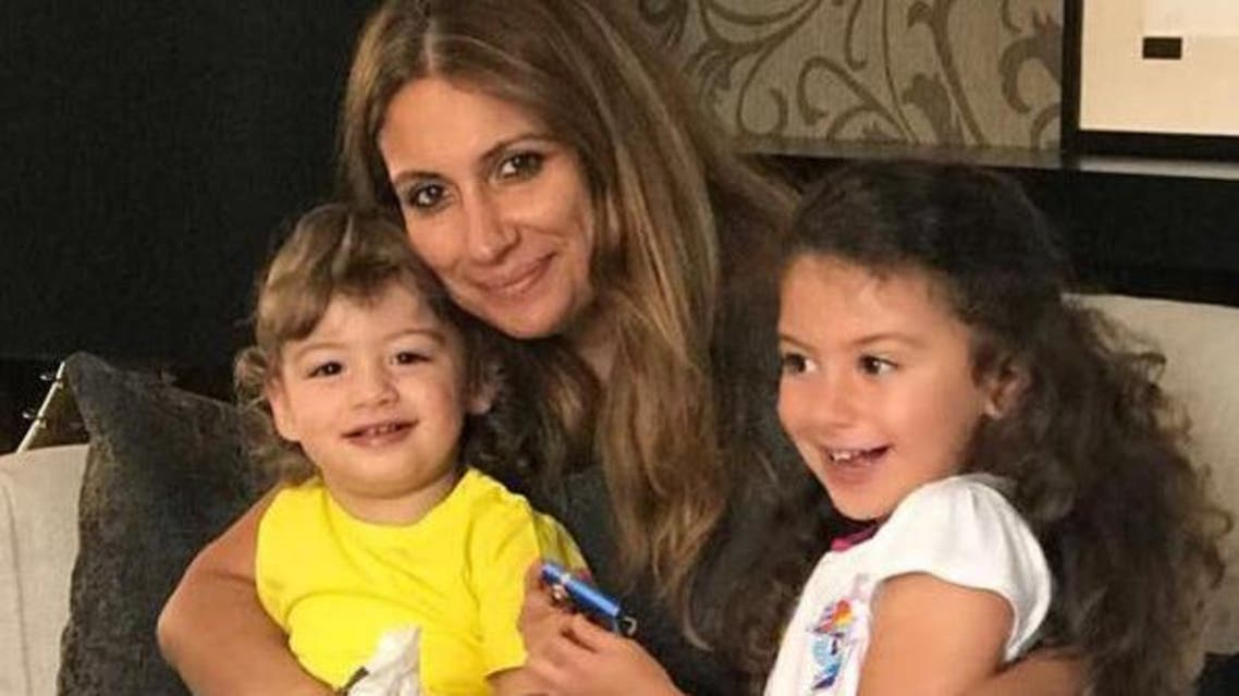 Farah Kassab, 33, Iraqi mother of two who died after plastic surgery. (Supplied)