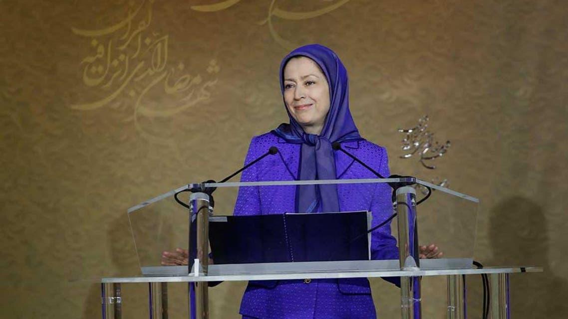 مريم رجوي - إيران - المعرضة الإيرانية في الخارج 3