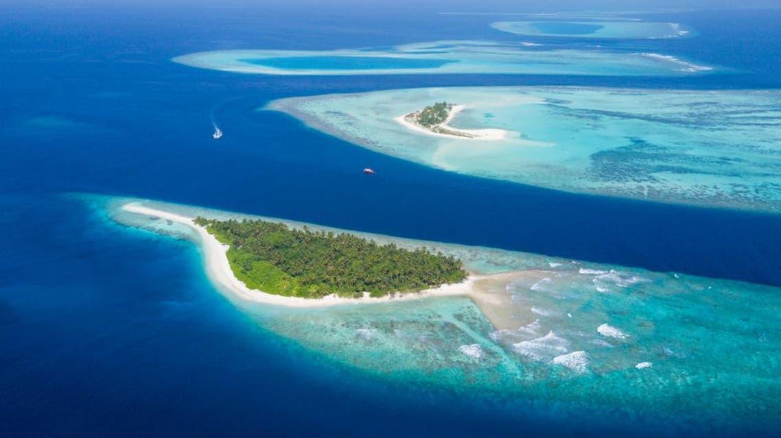 maldives shutterstock