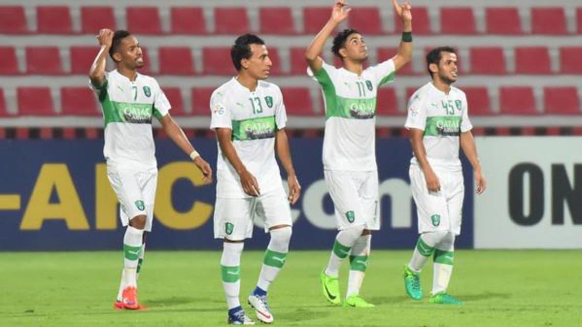باشگاه الاهلی سعودی اسپانسری «خطوط هوایی قطر» را لغو کرد