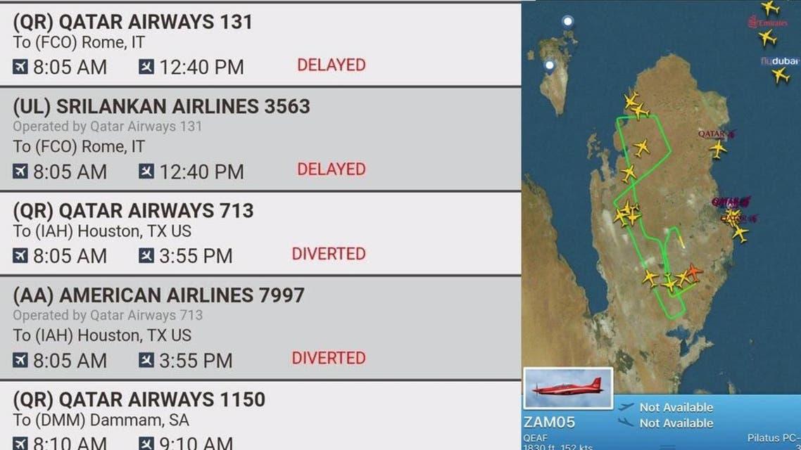 qatar flights