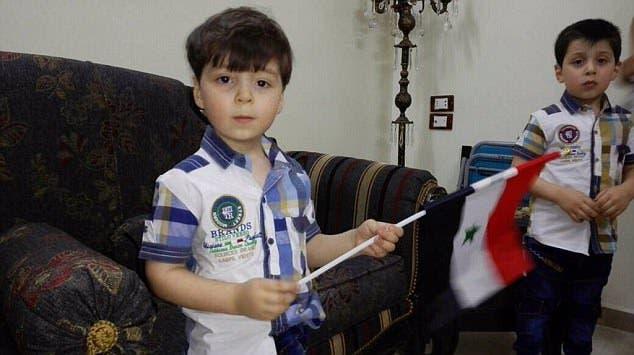 الطفل السوري عمران