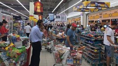 تزاحم في قطر على تخزين المواد الغذائية بعد المقاطعة