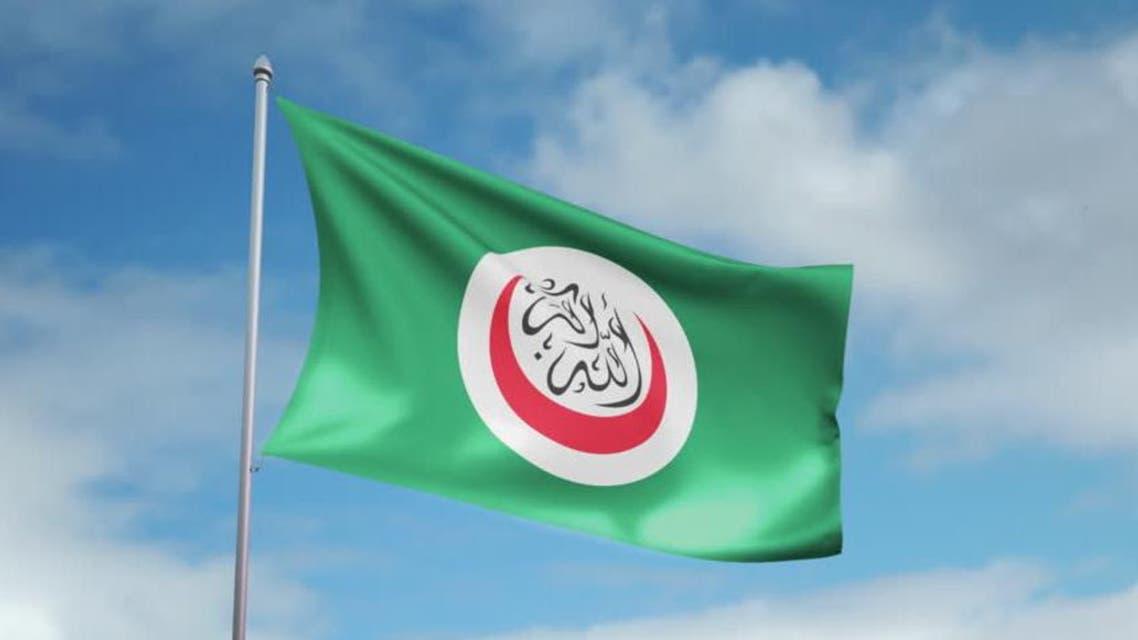 علم منظمة التعاون الإسلامي 3