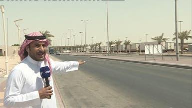 """""""العربية"""" ترصد حركة معبر سلوى البري مع قطر"""