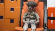New images emerge of Omran Daqneesh, Syrian boy whose picture shook the world