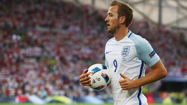 كين: أتطلع إلى دور أكبر بشعار إنجلترا