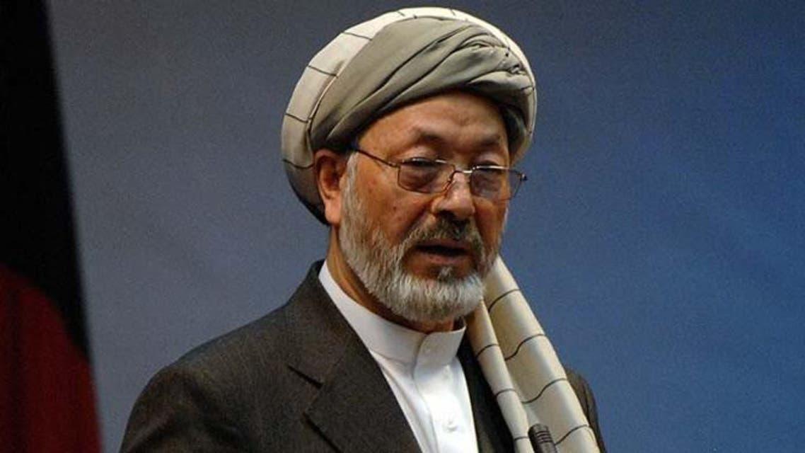 کریم خلیلی به حیث رییس شورای عالی صلح افغانستان مقرر شد