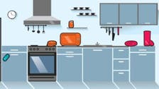 مطبخ المستقبل يعد الوجبات ذاتياً ويتسوق من البقالة