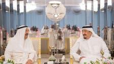 شاہ سلمان سے امیرِ کویت کی ملاقات ، قطری تنازع پر تبادلہ خیال