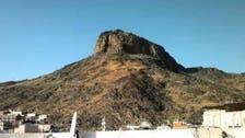 PHOTOS: The 'Sacred Mountains' of Saudi Arabia