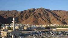 """بالصور.. تعرف على """"الجبال المقدسة"""" في السعودية"""