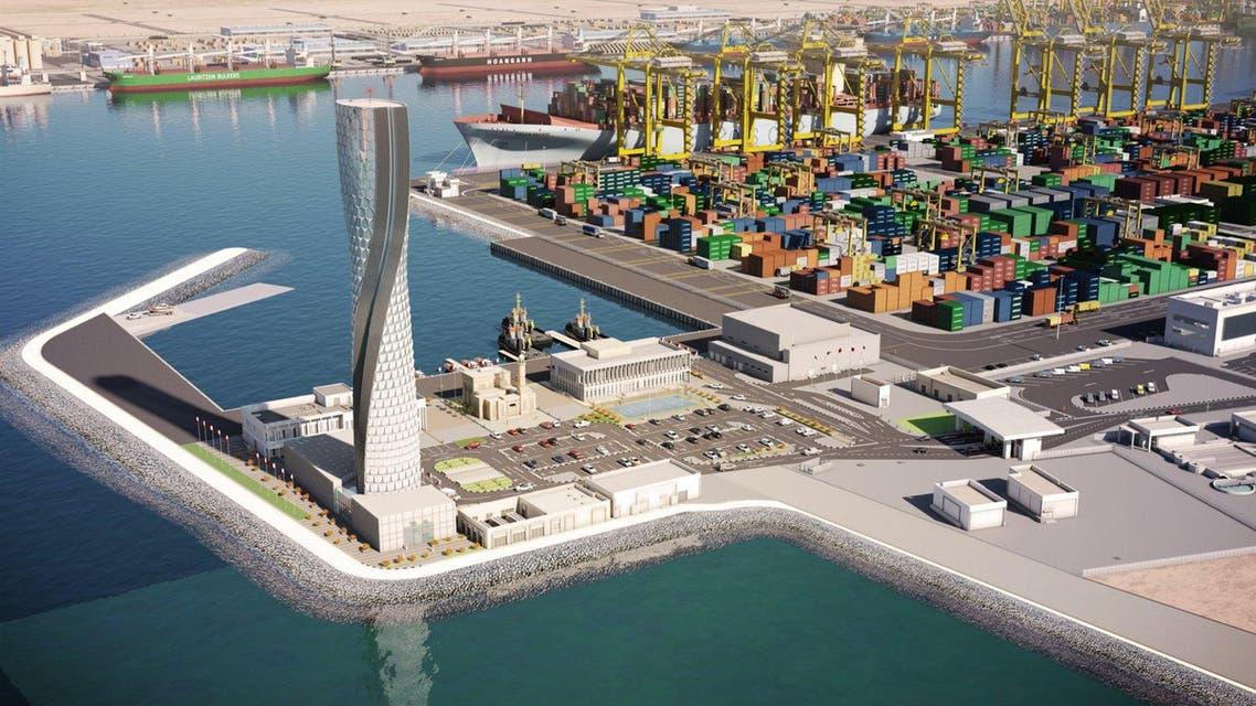 ميناء حمد موانئ قطر
