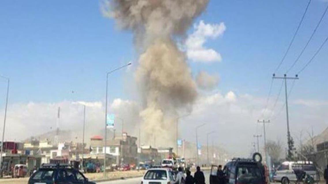 """انفجار في كابول """"أرشيفية"""""""