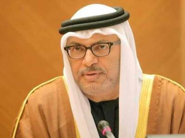 قرقاش: الرياض وأبوظبي تريدان تغيير سياسة قطر لا نظامها