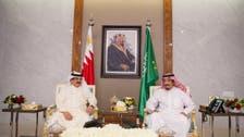 قطری،ایرانی مداخلت کے مقابلے میں سعودی عرب نے ہمیشہ ہمارا تحفظ کیا: شاہِ بحرین
