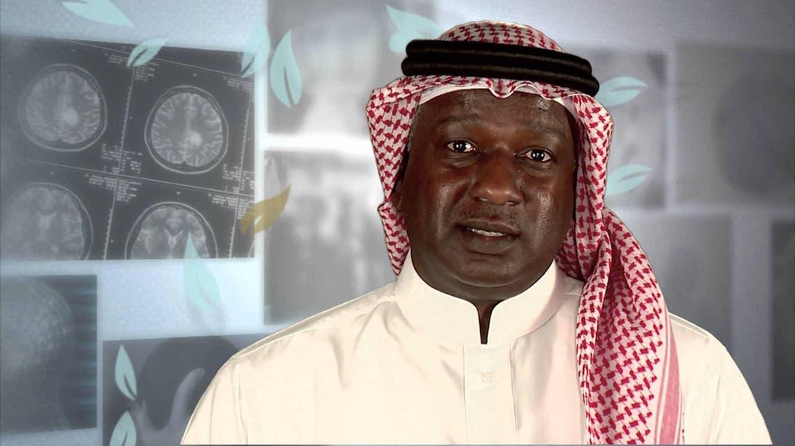 اللاعب السعودي الدولي السابق ماجد عبد الله