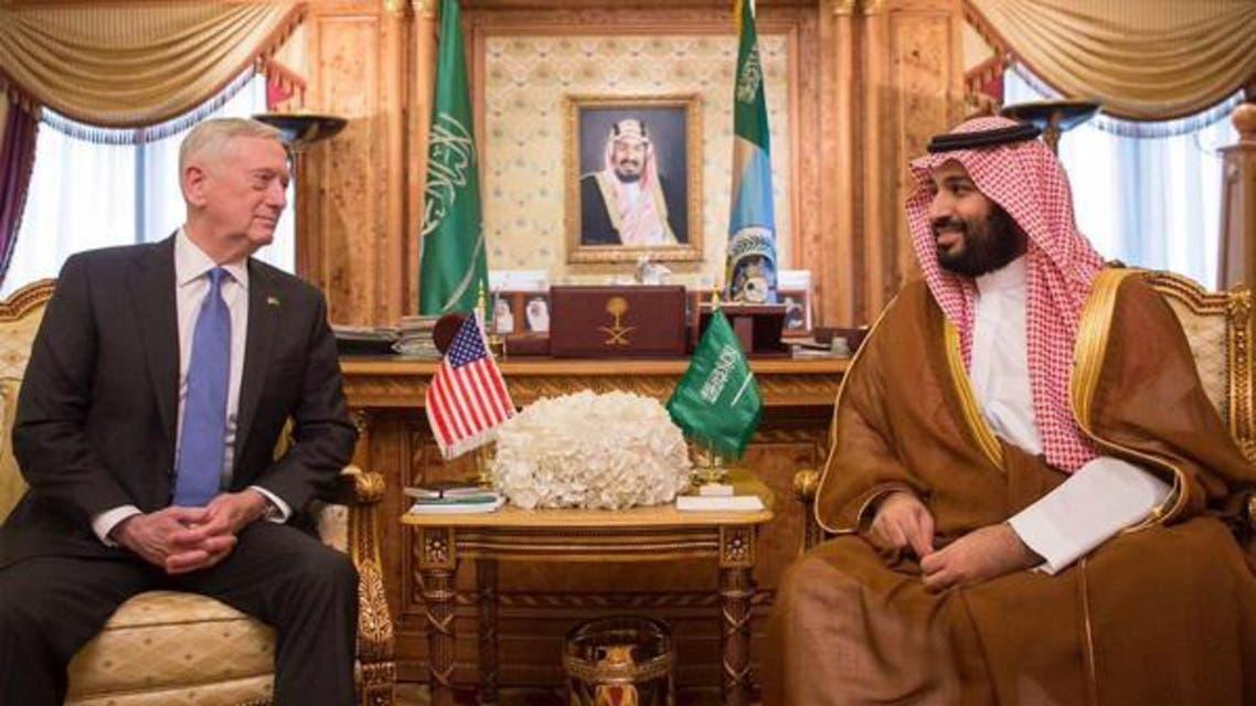 وزیر دفاع آمریکا از نقش سعودی در مبارزه با تروریسم قدردانی کرد