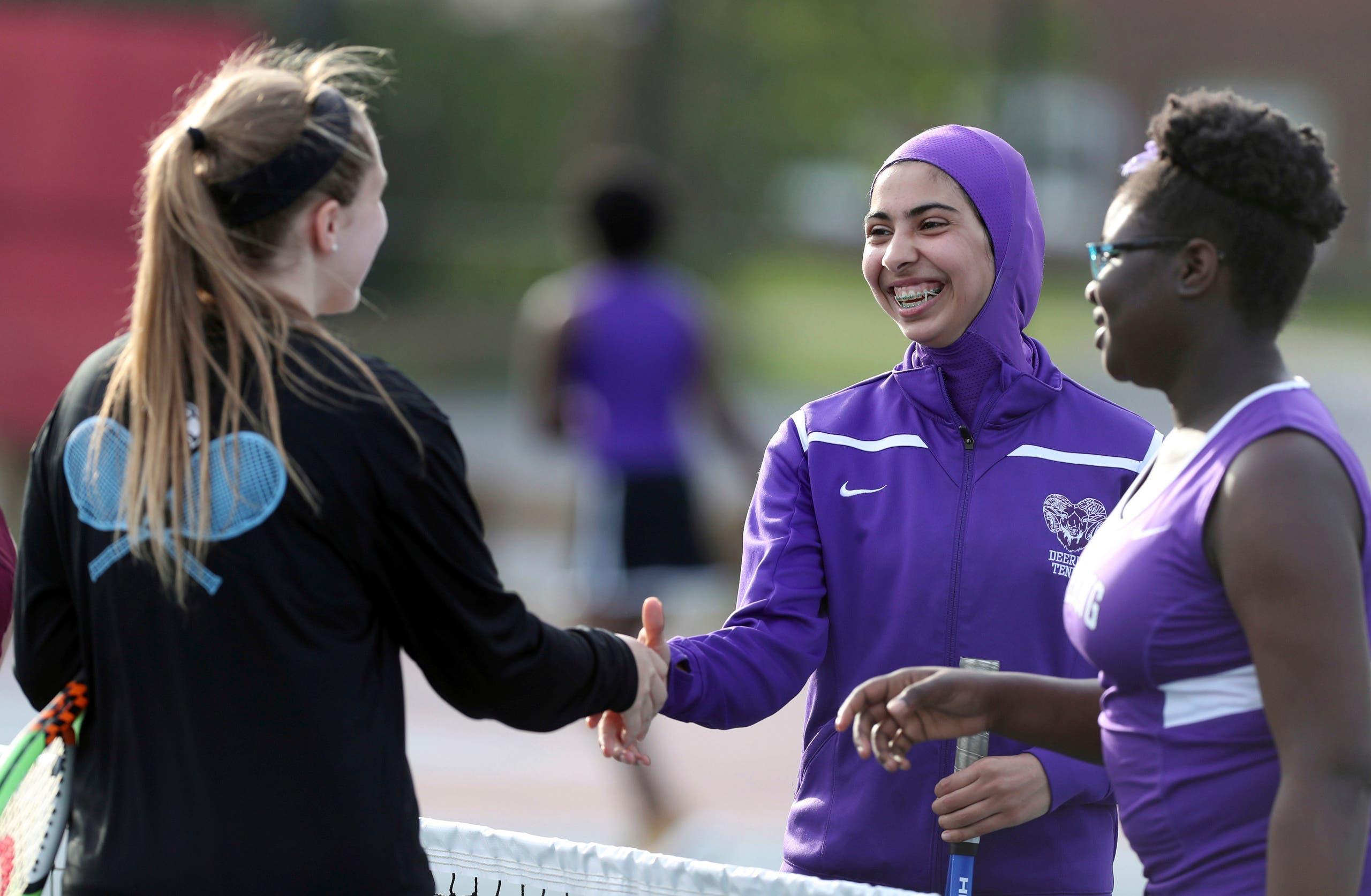 Sporty Hijabs 2