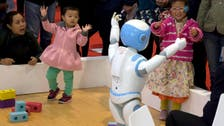 Companion robots make its appearance at Shanghai electronics show