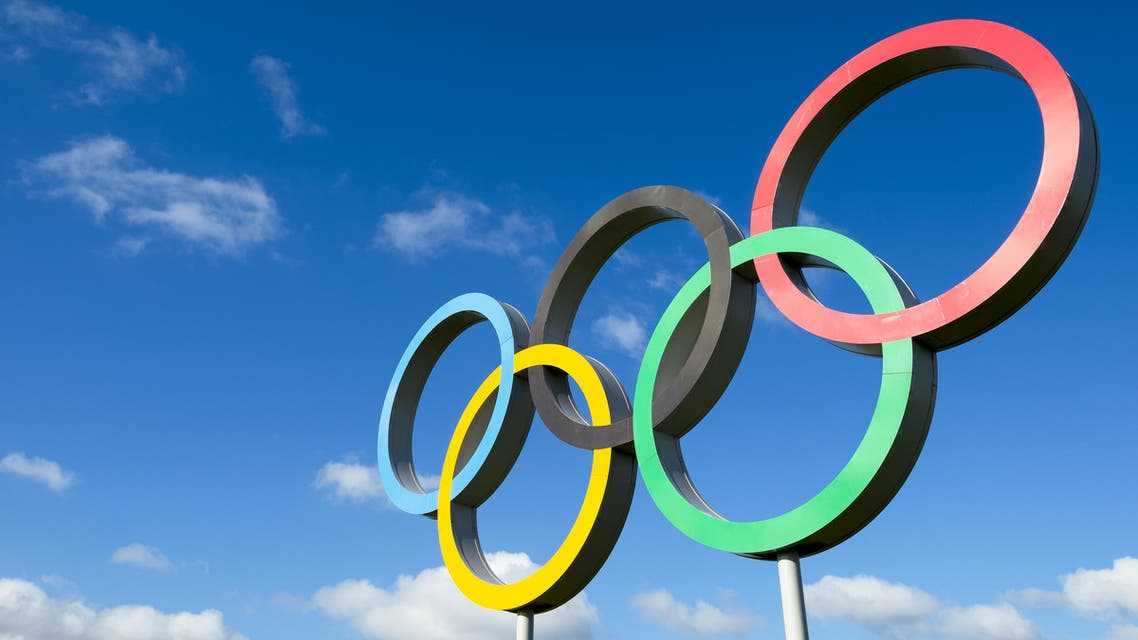 Olympics shutterstock