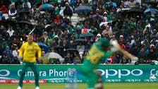 Pakistan back in the race as rain helps their cause in Champions Trophy