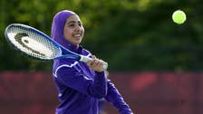 Sporty hijabs encourage Muslim girls to hit field of play