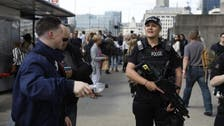 Three more arrests in London terror probe, searches underway