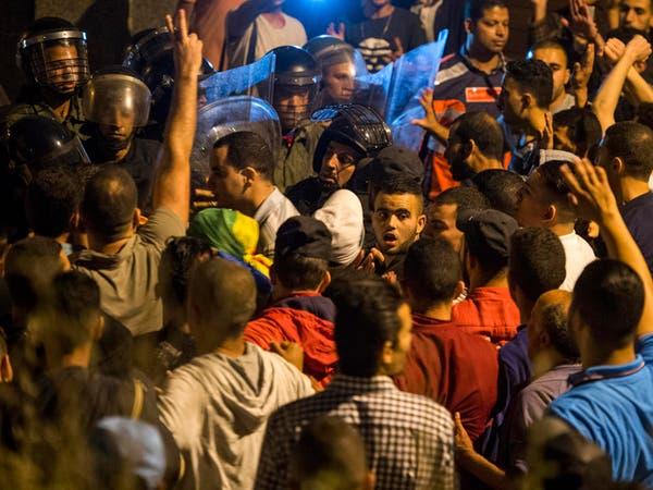 المغرب.. مجموعات صغيرة تتظاهر ليلاً في الحسيمة