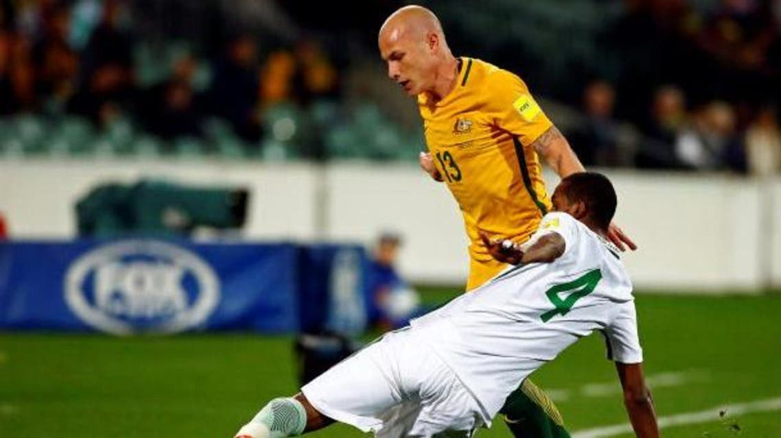 reuters saudi arabia australia world cup qualifiers