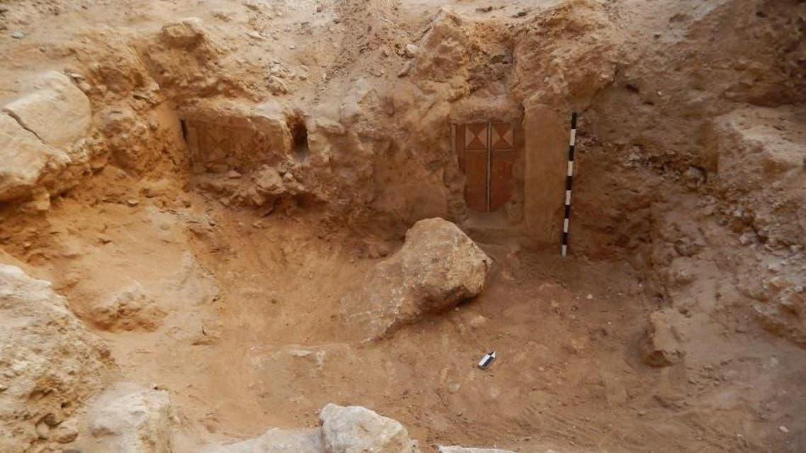 اكتشاف مقبرة تعود للعصر الهيلنستي في الإسكندرية