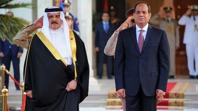 السيسي وملك البحرين: لهذه الأسباب جاء قرار مقاطعة قطر