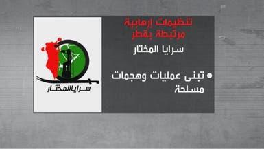 تعرف على تنظيمات البحرين المسلحة المرتبطة بقطر