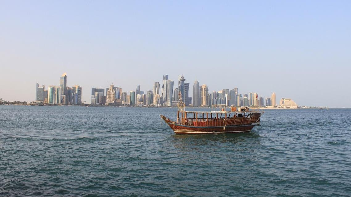 qatar corniche Reuters
