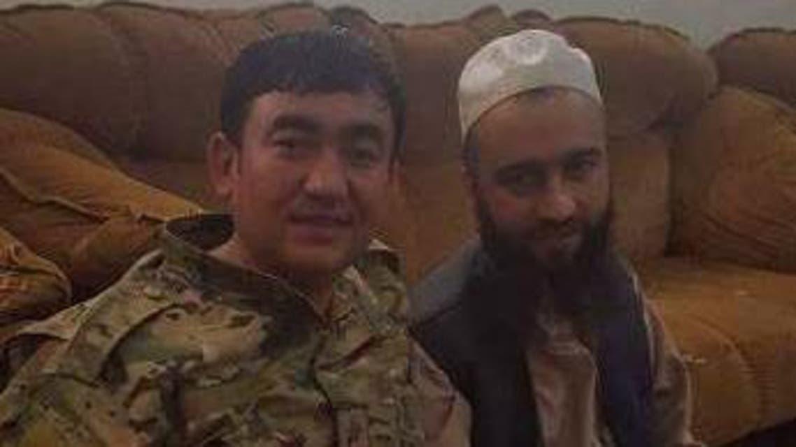 معاون اداری پولیس کندز از چنگ گروه طالبان فرار کرد