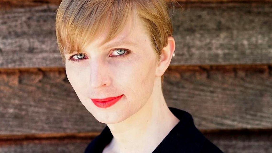 Chelsea Manning, the transgender US Army soldier responsible for a massive leak of classified material, poses in a photo of herself for the first time since she was released from prison and post to social media on May 18, 2017. (Reuters)