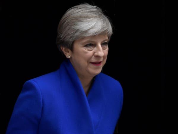 ماي تشكل حكومة جديدة تقود الخروج من الاتحاد الأوروبي
