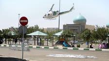 إيران: اعتقال 41 شخصاً للاشتباه في صلتهم بهجومي طهران