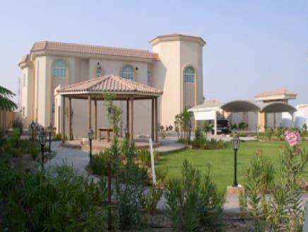 منزل القرضاوي في الدوحة