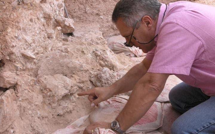 قدیمیترین فسیلی که از انسانهای هموساپینس- که میتوان آنها را اولین خانواده انسانی نامید- کشف شده متعلق به یک معدن باریت در جبل ارهود در ۶۰ کیلومتری شرق شهر مراکش است که مربوط به ۳۰۰ تا ۳۵۰ هزار سال پیش میباشد.