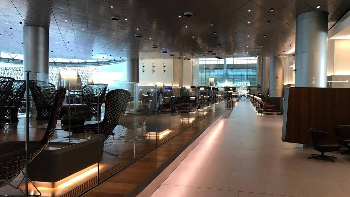 تقرير مطار حمد - الدوحة
