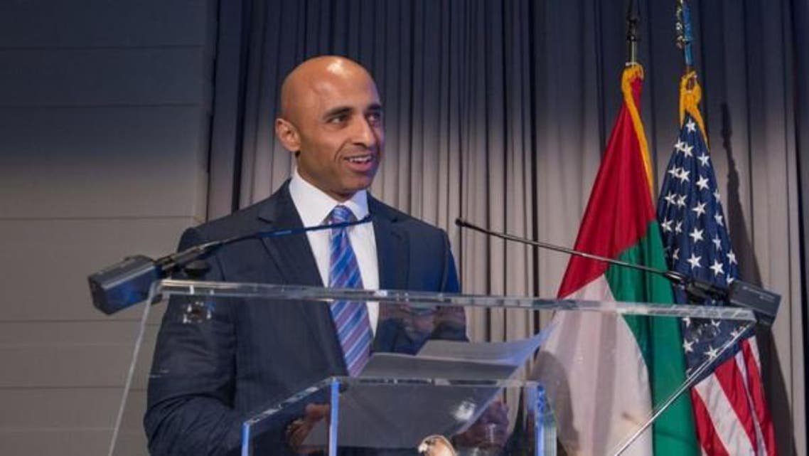 سفير امارات ىرآمريكا