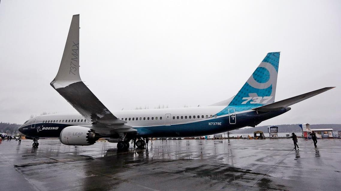 Boeing Co. announced in April that it signed a $3 billion deal with Iran's Aseman Airlines for 30 Boeing 737 MAX aircraft. (AP)