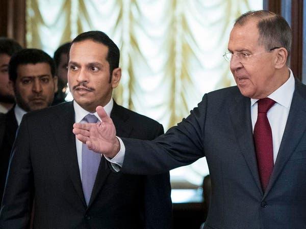 موسكو: لافروف يزور قطر والكويت والإمارات الأسبوع المقبل