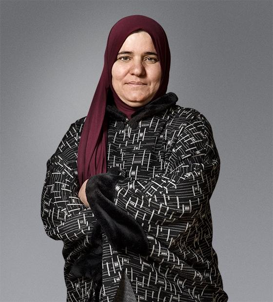 لينا حمد المعايطة