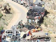 بعد رحيل حزب الله عنها.. لاجئون سوريون يعودون للقلمون