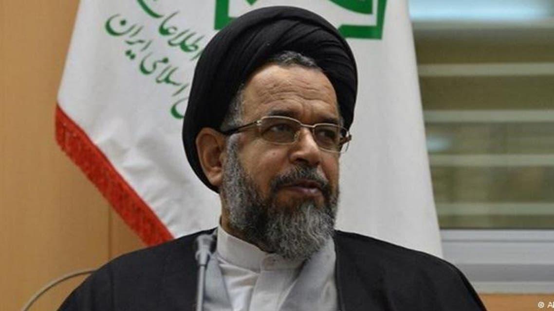 وزير الاستخبارات الإيراني محمد علوي
